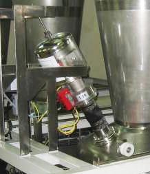 Sistema de supresión mediante agua sobrecalentada en un atomizador